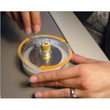 A Orbital Rotary Cutter Blade Sharpener