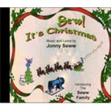 Music CD: Sew It's Christmas