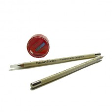 Graphite Pencil 2 ct & Sharpner