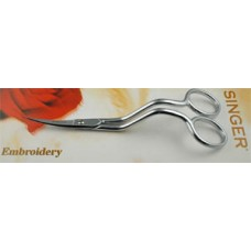"5-1/2"" Singer Double Curved Embroidery Scissor"